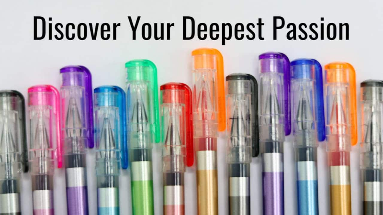 This Color Test Will Reveal Your Deepest Passion